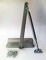 Доводчик дверной Kale KD002/50-440 до 85кг серебристый (Турция)