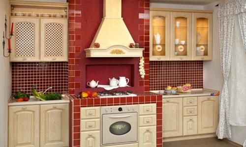 Правильная установка вытяжки над кухонной плитой