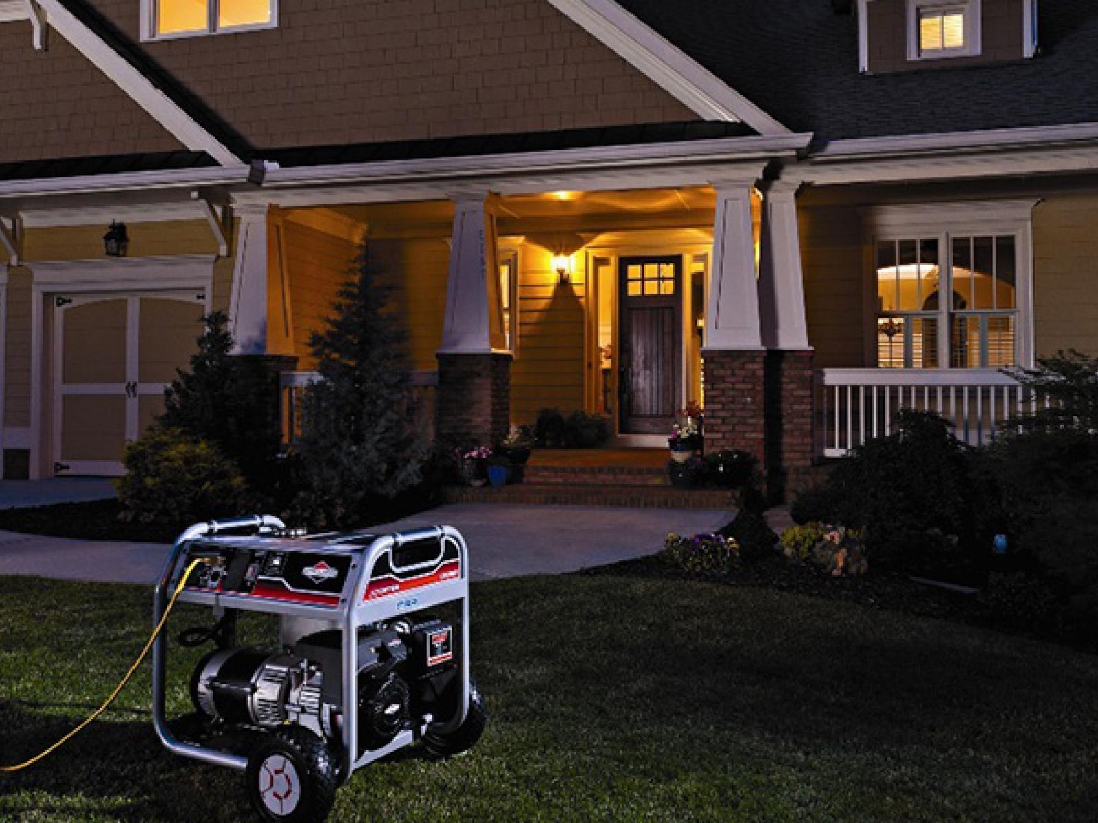 Какой генератор для дома лучше? Советы по выбору генератора