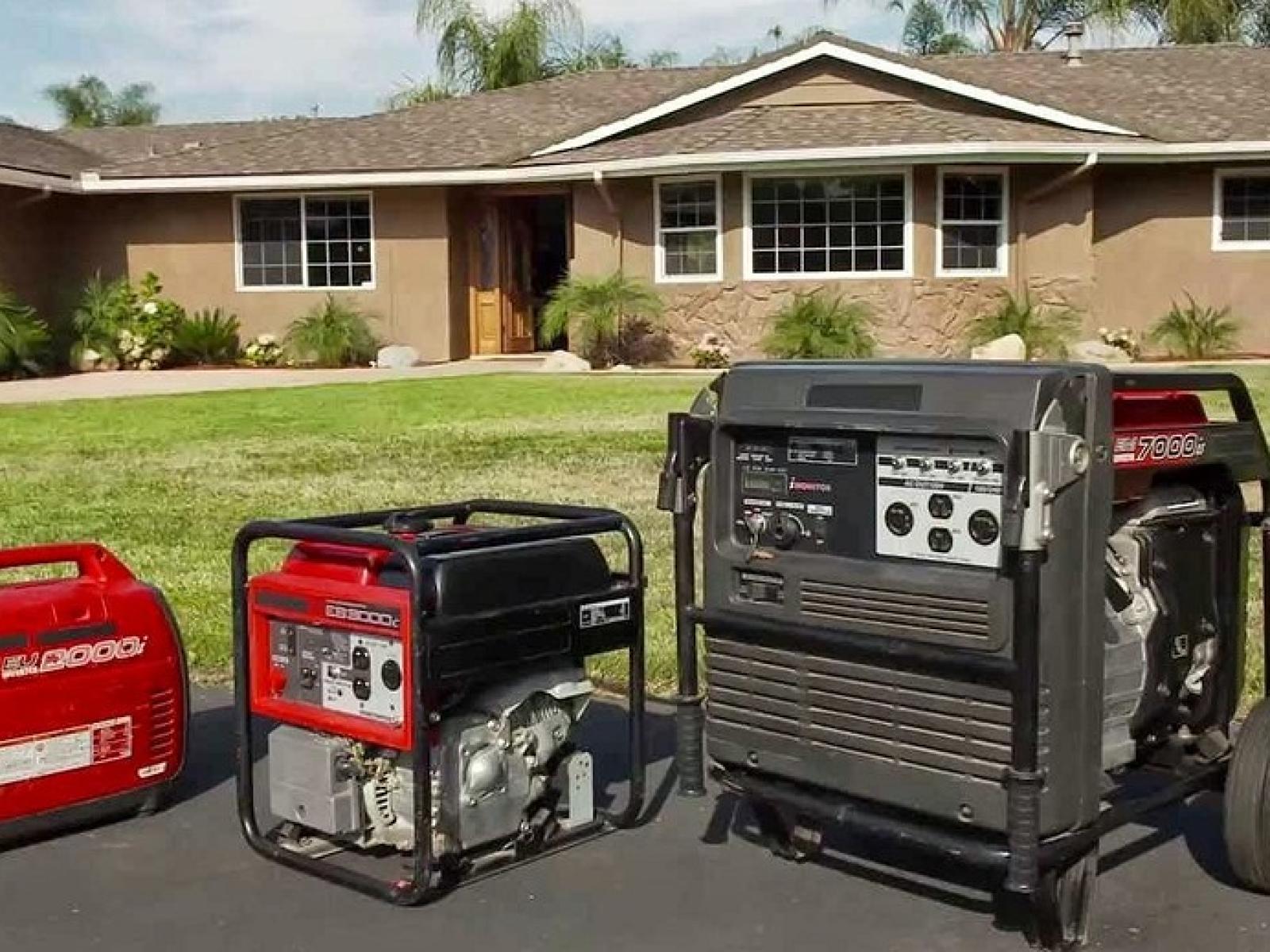 Какой генератор экономнее? Считаем расход топлива электростанции