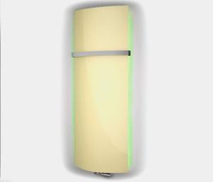 Вертикальный радиатор Isan Variant Glass LED