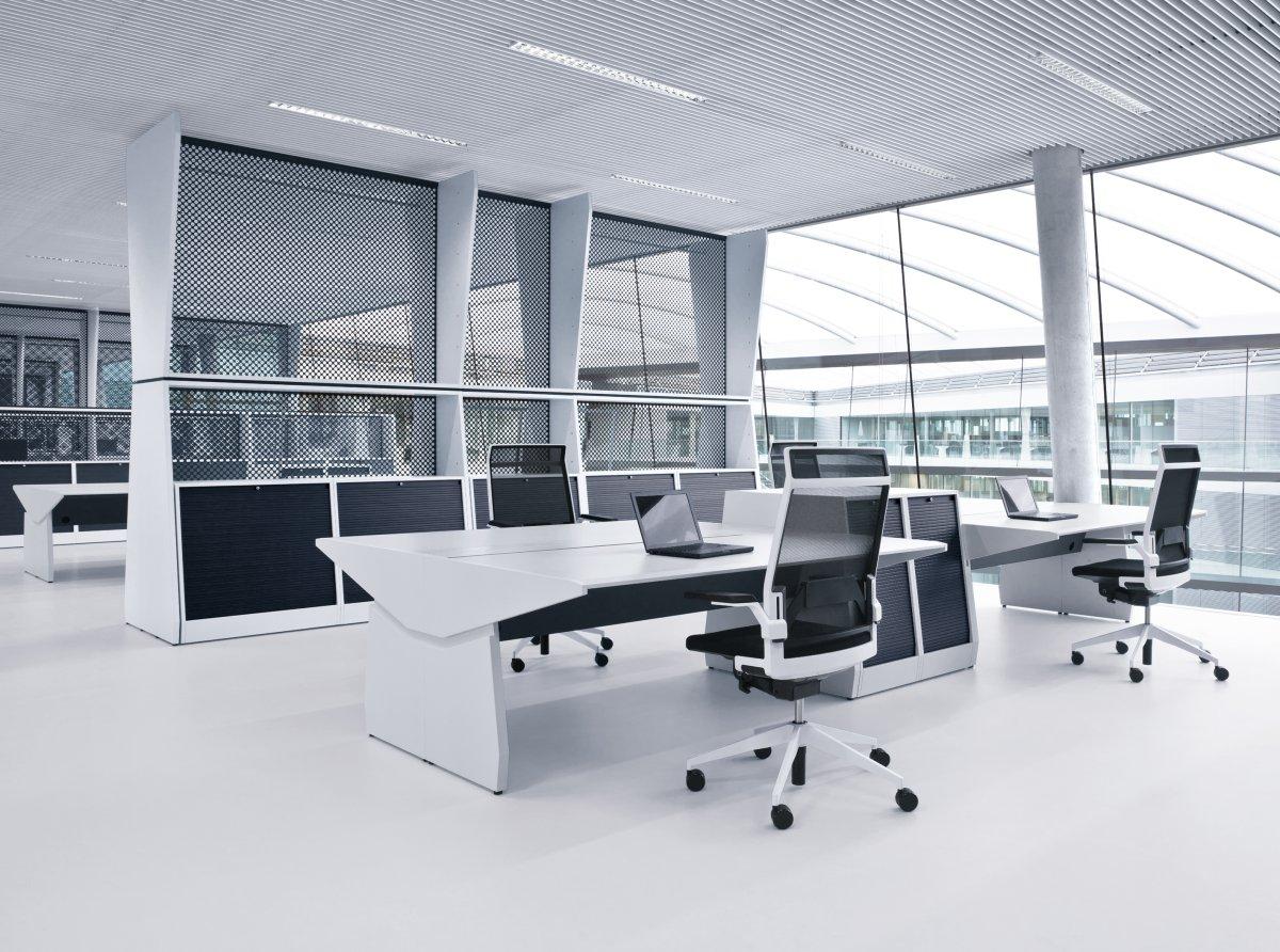 оформление рабочего пространства