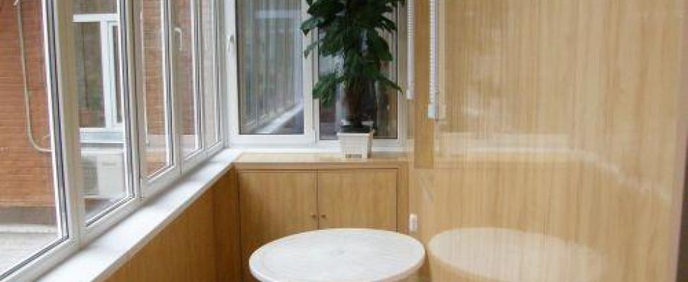 Косметический ремонт балкона, 5,2 м? 2.