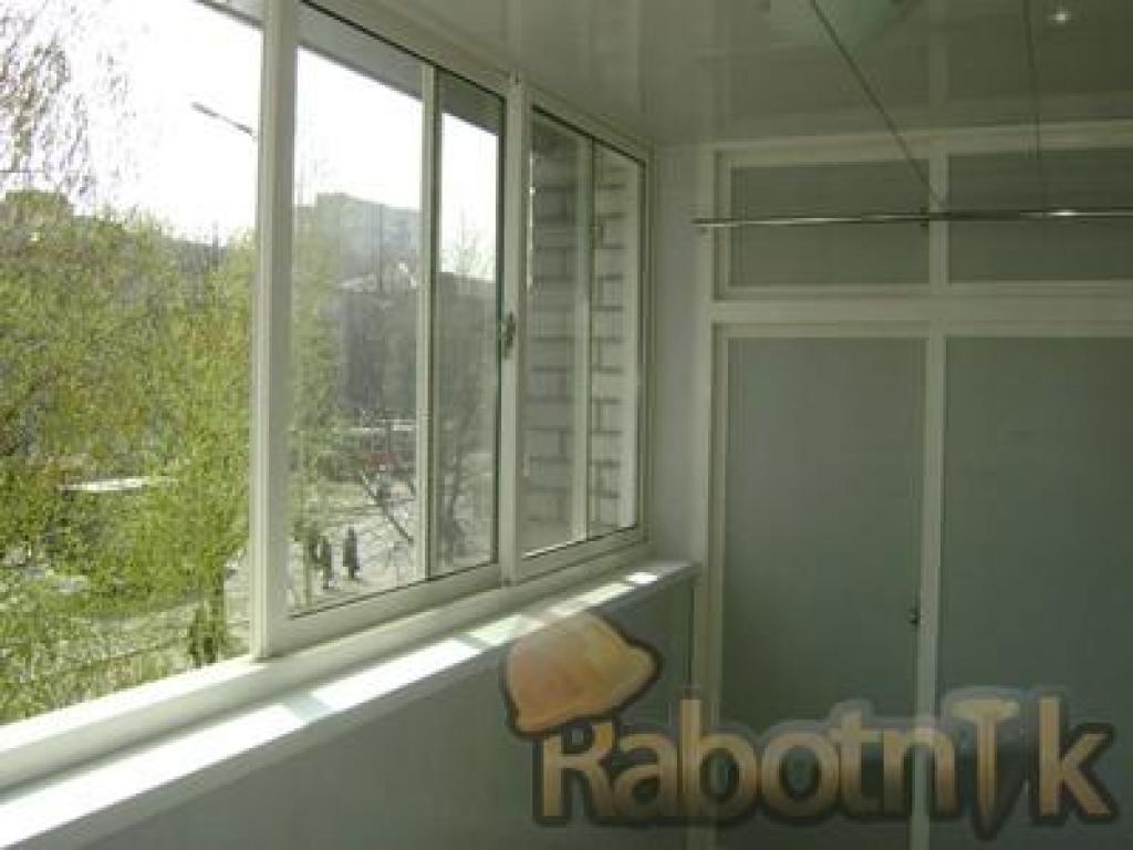 Алюминиевые раздвижные балконные рамы в минске европласт - п.
