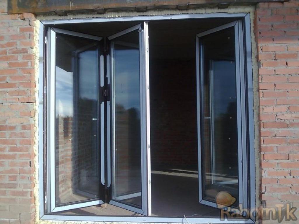 Альбом - примеры работ компании викс тм - окна двери.