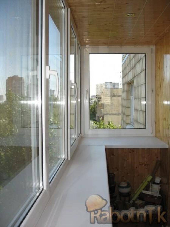 Металлопластиковые окна и двери в киеве.