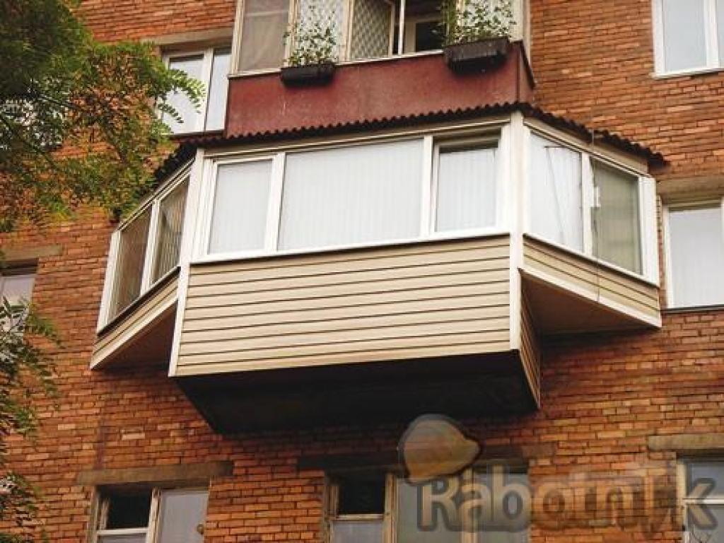 Балконы,лоджии под ключ в туле и области - tula - yanteres.