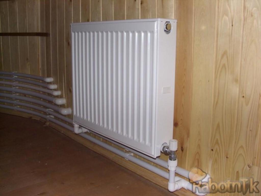 Как правильно подключить радиатор отопления?.