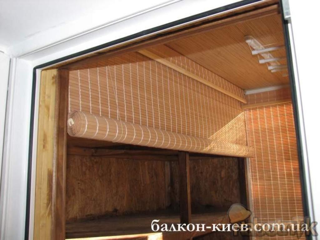 Двери для шкафа на балкон.