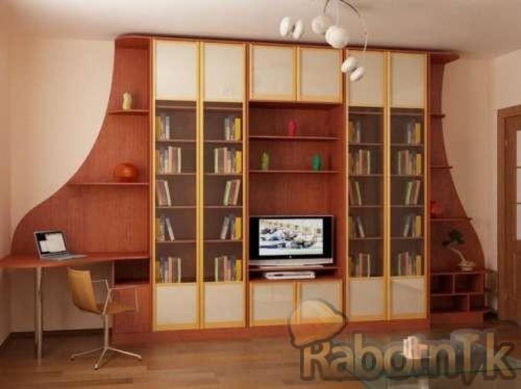 Книжный шкаф на заказ, книжный шкаф на заказ в москве.