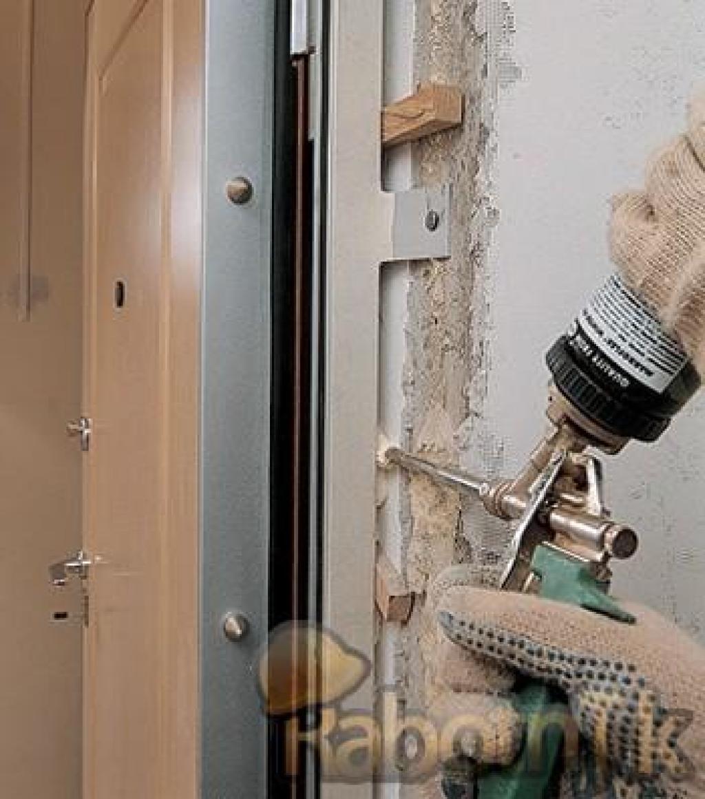 Как сделать шумоизоляцию межкомнатной двери в квартире