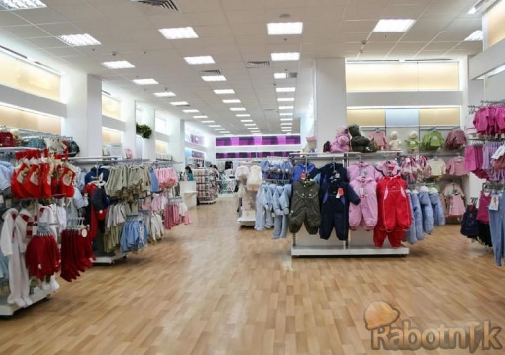 Магазин женской одежды интерьер с доставкой