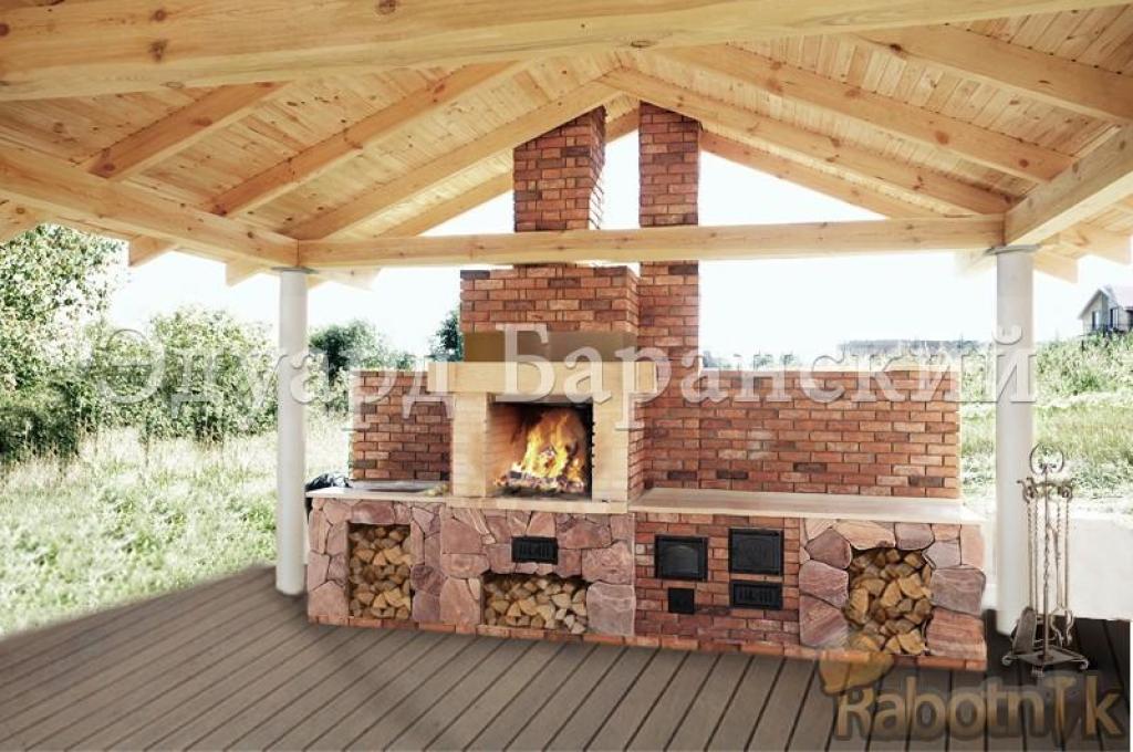 дерзкого запаха можно ли строить печь из клинкера этом они отличают