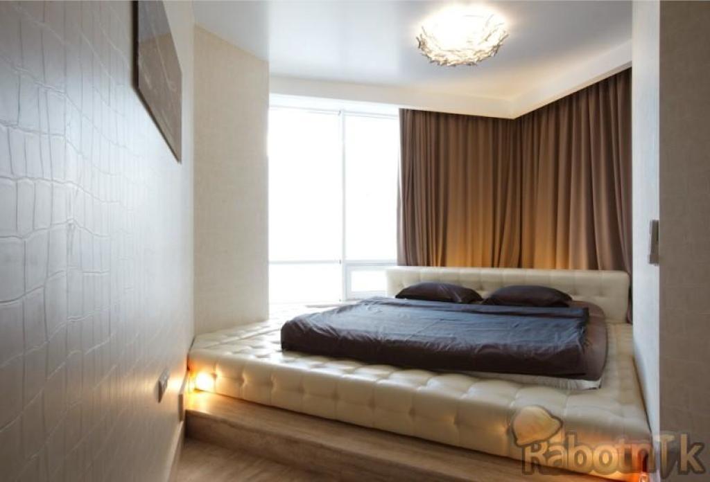 Спальный подиум своими руками 12