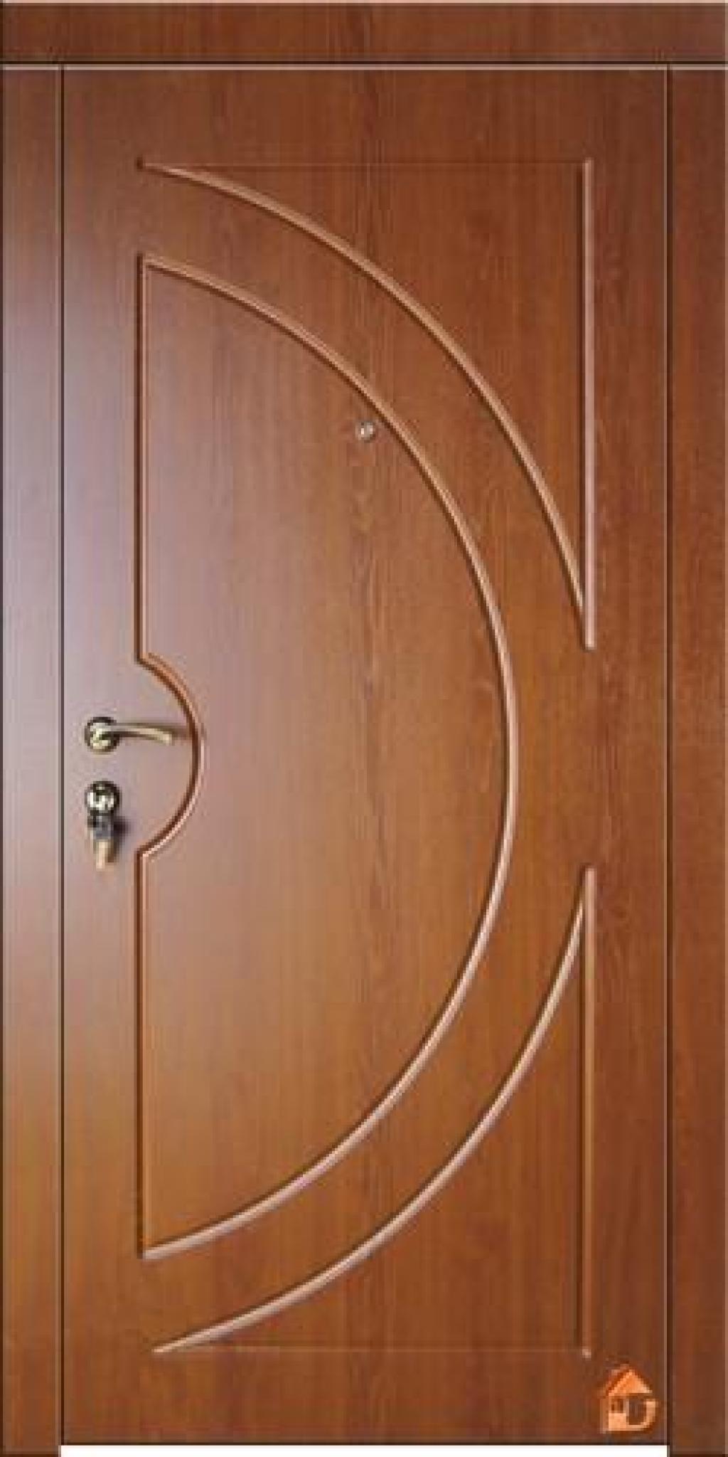 установка накладки на металлические двери из мдф