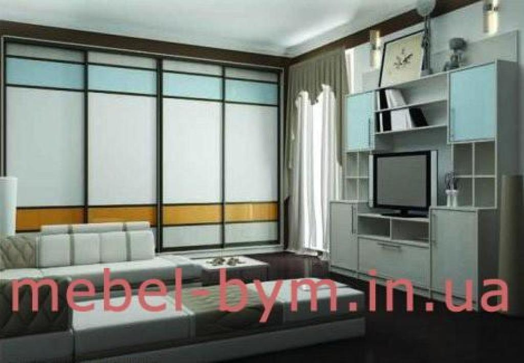 Встроенная Мебель В Гостиную Фото В Москве