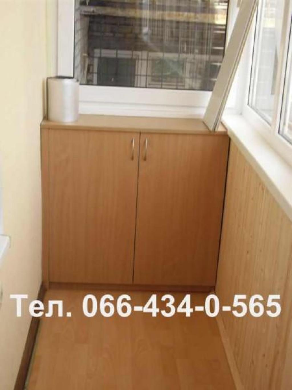 Шкаф на балконе. устройство балконного шкафа. киев, киев и о.