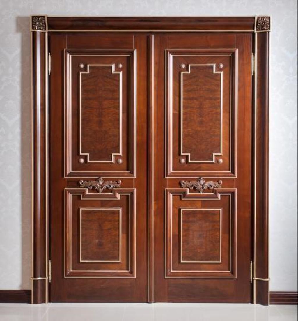 двери распашные двухстворчатые входные