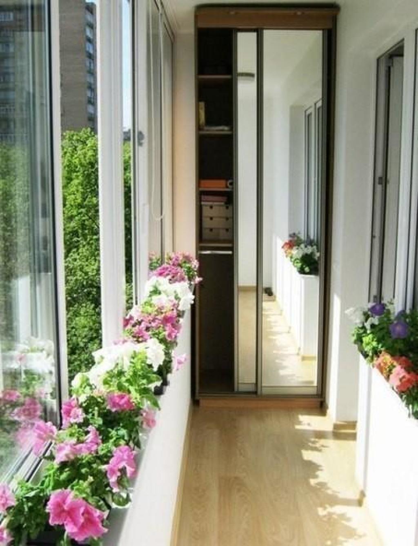 20 классных идей для обустройства балкона или лоджии.
