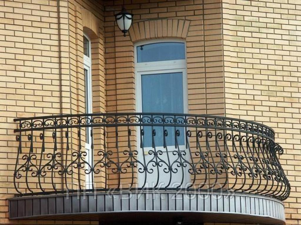 Предложение: ограждение для балкона кованное, город казань.